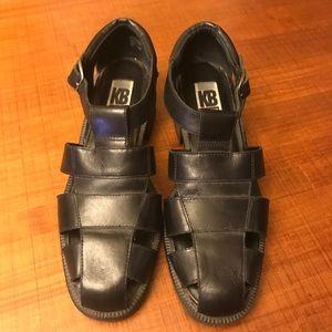 VINTAGE 90's Leather Sandals